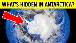 Video 10 Strange Things Found Frozen In Ice Antarctica MP3, 3GP, MP4, WEBM, AVI, FLV Februari 2019