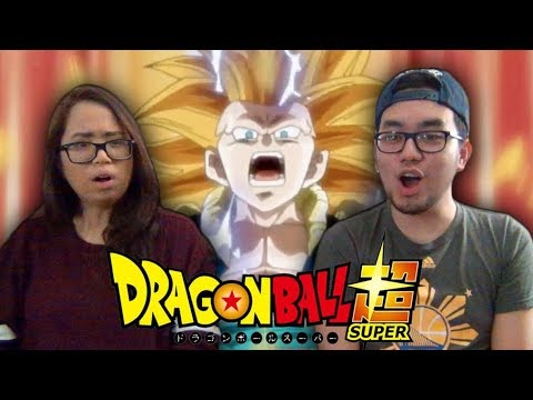 Dragon Ball Super English Dub Episode 45 GOTENKS VS DUPLICATE VEGETA REACTION & REVIEW