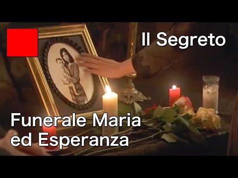 il segreto - ecco quando ci saranno i funerali di maria ed esperanza