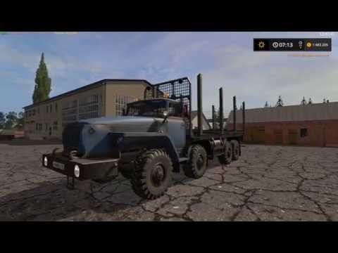 URAL 6614 Lesovoz v1.0