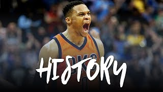 Russell Westbrook: History in the Making (2017 MVP Mini-Movie Motivation) ᴴᴰ