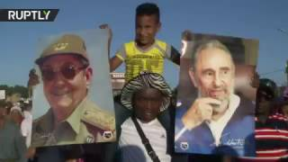 Куба отметила 60-летие высадки отряда Фиделя Кастро на острове