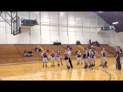 Lauren's Layup Challenge - Hiram Women's Basketball