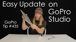 Video Easy Update GoPro Hero4 - Use GoPro Studio - GoPro Tip #435 MP3, 3GP, MP4, WEBM, AVI, FLV Juli 2018