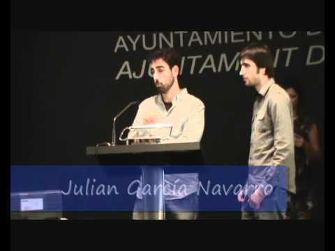 Concurso de Ideas Emprendedoras 2012. Agencia Local Alicante