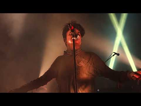"""Gary Numan - """"Bed of Thorns"""" live in New Orleans"""
