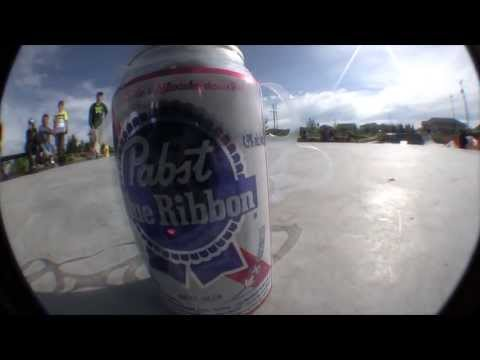 Hard In The Paint (Glendale Skatepark Red Deer)