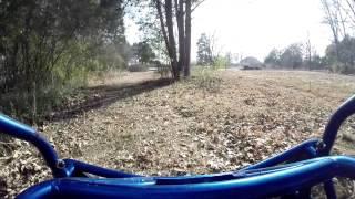 9. Go Kart Ride - Trail Master 150 XRS