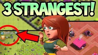 Video TOP 3 STRANGEST Villages in Clash of Clans! Can YOU Explain them? MP3, 3GP, MP4, WEBM, AVI, FLV Desember 2017