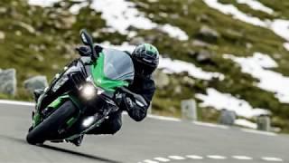 5. 2018 Supercharged Kawasaki Ninja H2 SX : Specification
