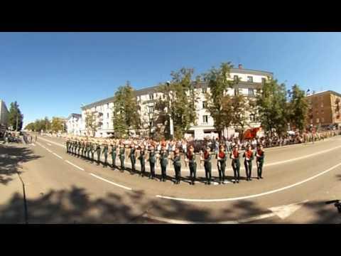 ВЛуки.ру: Плац-парад на 850-летие города 360°