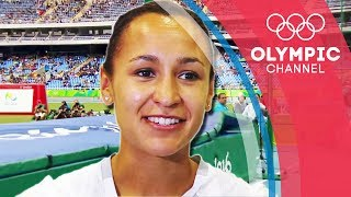 "At home in Sheffield with a 23-year-old rising heptathlete called Jessica Ennis. Jessica would later become Olympic Champion at London 2012 and a silver medallist at Rio 2016, already under the name of Jessica Ennis-Hill.Find more Olympians when they were younger in ""Before They Were Superstars"": https://www.olympicchannel.com/en/playback/before-they-were-superstars/Subscribe to the official Olympic channel here: http://bit.ly/1dn6AV5"