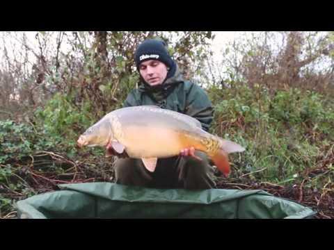 Tomáš Veselý - River carp fishing