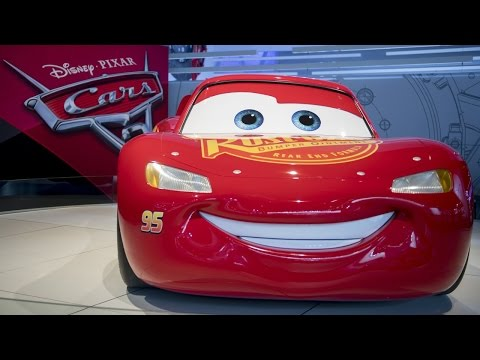 «Тачки-3» представили на автосалоне в Детройте (новости) (видео)