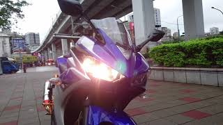 10. 2016 YAMAHA YZF-R3:Review/City HD