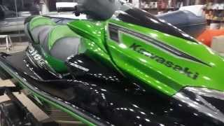 10. kawasaki ultra 310LX jetski sound