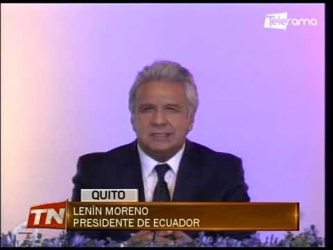 Ecuador y Colombia de forma virtual desarrollaron el IX gabinete binacional