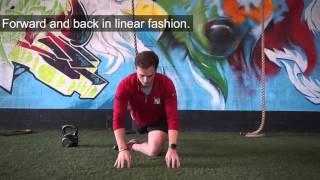 Shin Push | Hip Mobility/Stability