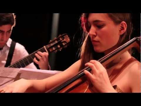 "Nadège Rochat & Rafael Aguirre - ""La Vida breve"" (Manuel de Falla)"