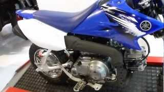 8. yamaha TTR 50 2013 colombia
