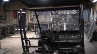 8. Part7, Battery Upgrade on Polaris Ranger EV + DC Charger from Solar