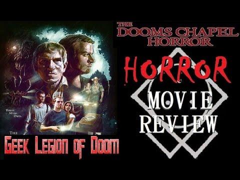 THE DOOMS CHAPEL HORROR ( 2016 Bill Oberst Jr. )  Horror Movie Review