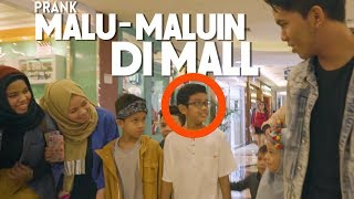 Video GEN HALILINTAR MALU MALUIN DI MALL - PRANK MP3, 3GP, MP4, WEBM, AVI, FLV Oktober 2017
