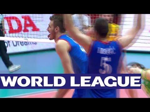 Aleksandar Okolić protiv Australije