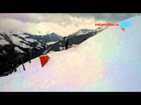 Skok na lyžích