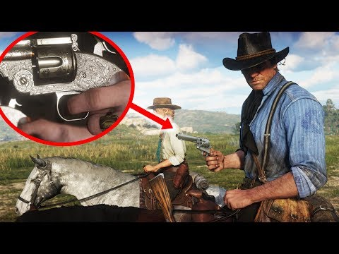 Warum Red Dead Redemption 2 das beste Spiel aller Zeiten ist