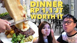 Video Habis Rp 1,1 Juta Makan Keju Raclette !! MP3, 3GP, MP4, WEBM, AVI, FLV Oktober 2017
