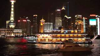 Evening at the Bund in ShangHai 上海 2010