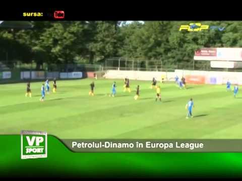 Petrolul-Dinamo în Europa League