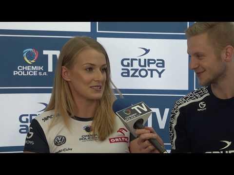 Natalia Mędrzyk: Postawiłam na mistrza Polski