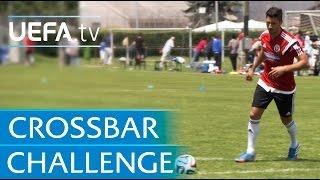 Ciprian Marica: Crossbar challenge