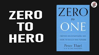 Zero To One | 5 Most Important Lessons | By Peter Thiel (Audiobook)