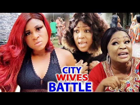 City Wives Battles COMPLETE Season 1&2 - Destiny Etiko 2020 Latest Nigerian Movie