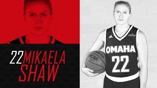 Mikaela Shaw NCAA1 Highlights