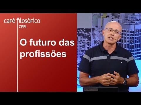 O futuro das profissões - Sílvio Meira (Café Filosófico)