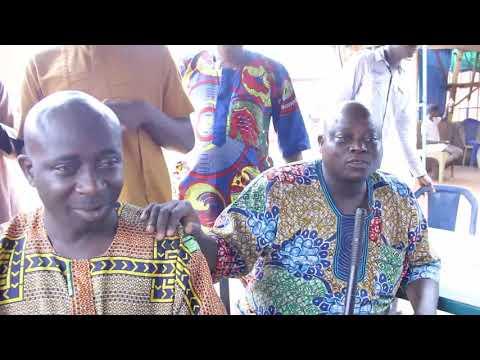Eku owolake Festival in ogbomoso Oyo state on:22of july. 2019