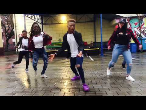 DJ Spinal Ft Wizkid NOWO (official Dance Video)