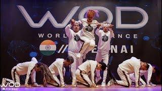 Video ZO NATION | World Of Dance Chennai 2018 | Raw Footage MP3, 3GP, MP4, WEBM, AVI, FLV Agustus 2018
