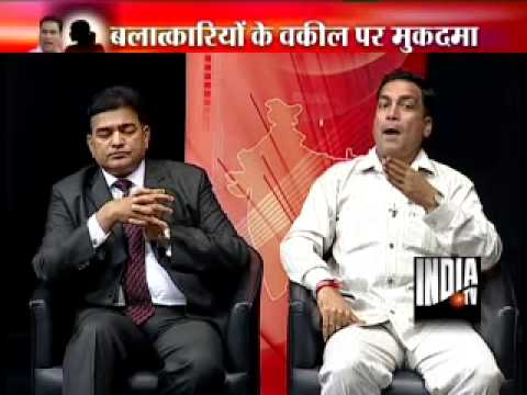 India TV debate on A P Singh's remark over pre-marital sex-2