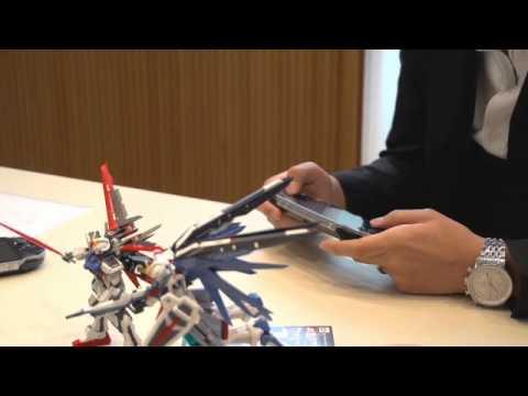 Présentation de Gundam Seed Battle Destiny