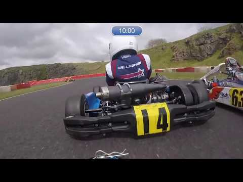 Age 9... From P19 To Win In Incredible 12 Minute Comeback Drive! Onboard Camera With Commentary
