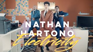 Video Nathan Hartono - Electricity (Official Music Video) MP3, 3GP, MP4, WEBM, AVI, FLV April 2018