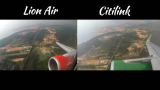 Download Video MENGEJUTKAN ! TERNYATA INI PERBEDAAN LION AIR DAN CITILINK SAAT TAKEOFF MP3 3GP MP4