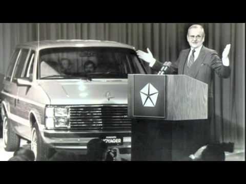 Iacocca, Sperlich & the Minivan