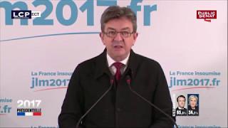 Video REPLAY. Discours de Jean-Luc Mélenchon après l'élection d'Emmanuel Macron MP3, 3GP, MP4, WEBM, AVI, FLV Agustus 2017