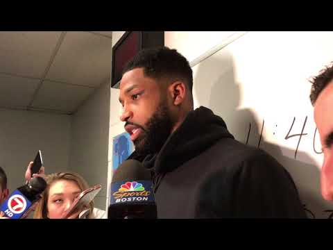 Tristan Thompson: 'Defensively we were horrible. We were s—- defensively'
